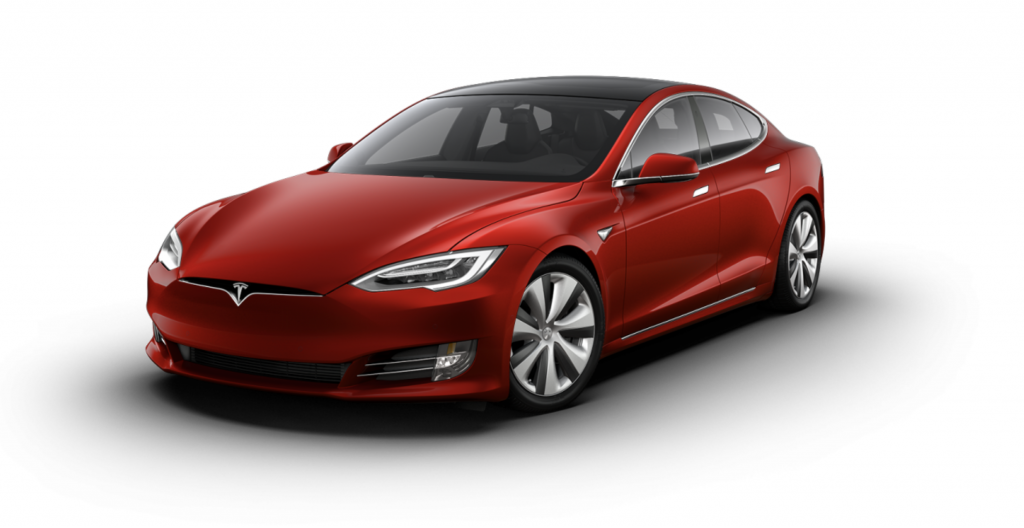 Tesla Modelo S Long Range Plus