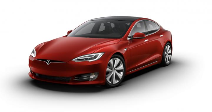 Tesla Modelo S Long Range Plus