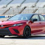 La tracción total en el Toyota Camry 2020 cuesta $1400 adicionales