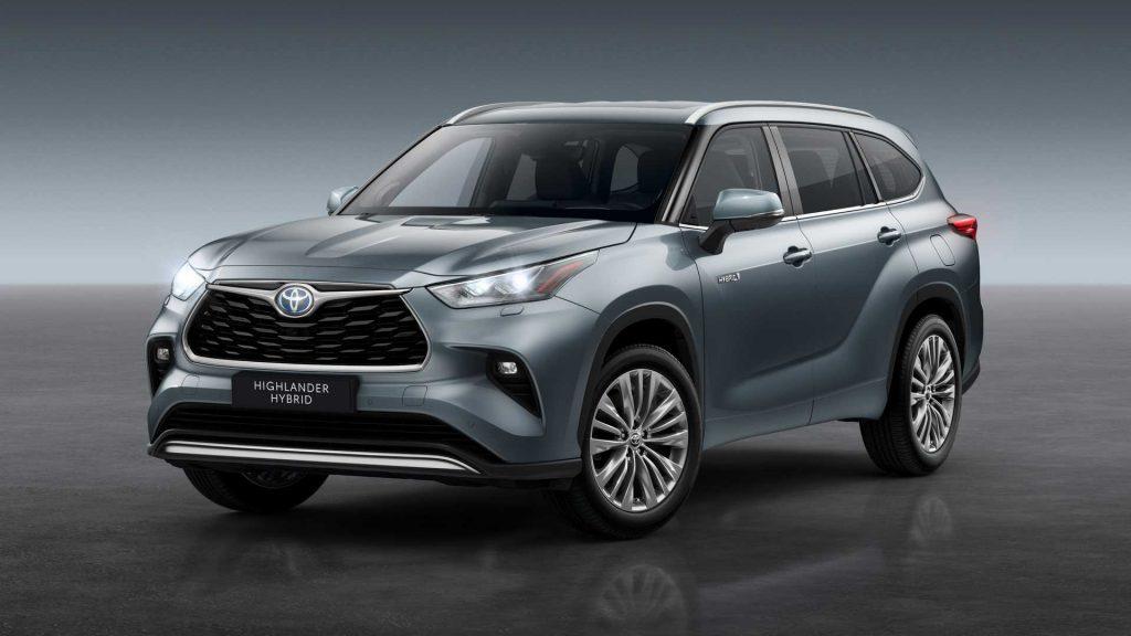 Toyota Highlander 2021