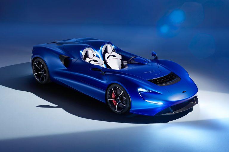 Conoce más de Wind Shield de McLaren