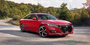 Los Honda Accord con transmisión manual dejaron de construirse en diciembre de 2019