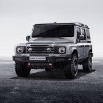 INEOS Grenadier se parece mucho al viejo Land Rover Defender