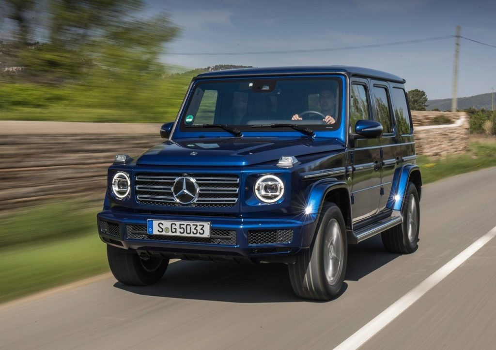 Mercedes-Benz G-Wagen podría obtener una variante 4x4 colosal
