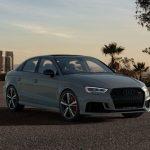 Audi RS3 cuenta con una edición limitada de Nardo
