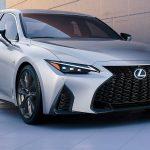 Lexus IS Sport Sedan 2021 se adelanta a la revelación