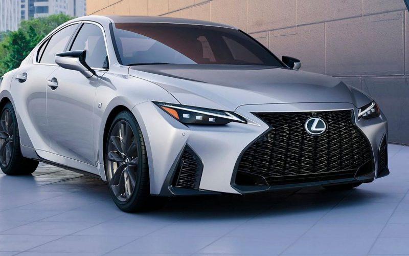 Lexus IS Sport Sedan 2021