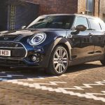 El estiramiento facial Mini Countryman 2021 incluye luces traseras Union Jack