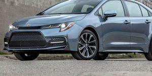 El Toyota Corolla 2021 está agregando un paquete deportivo llamado Apex
