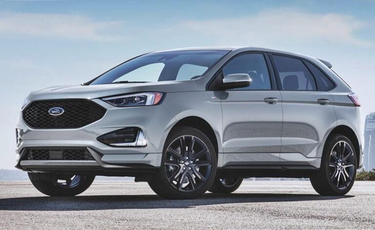 Ford está agregando un modelo Edge ST-Line más barato pero menos potente