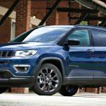Jeep Compass 2021 lanza transmisión manual